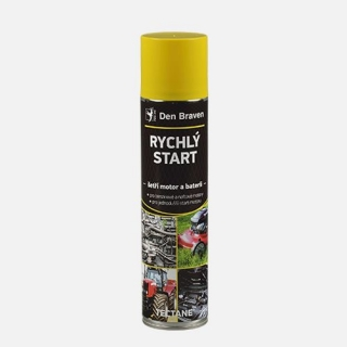 Rychlý start ve spreji 400ml TECTANE